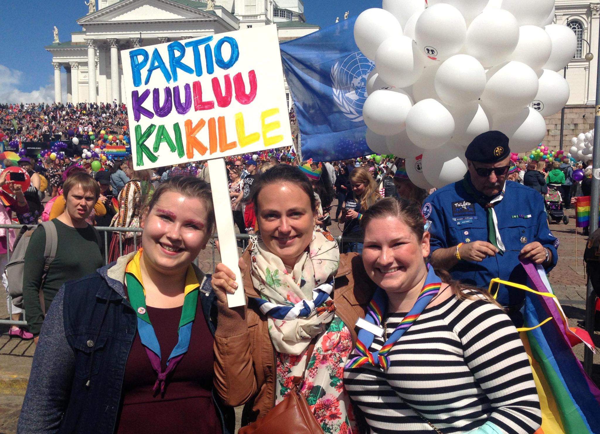 Helsinki Pride Ohjelma
